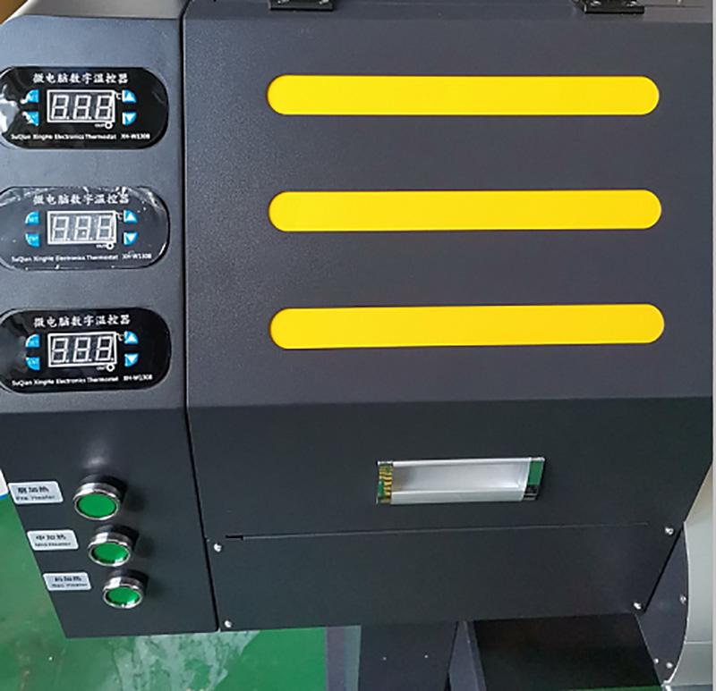 1.6m double epson tx800 heads eco solvent inkjet printer3